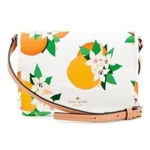 NWOT Kate Spade Harding Street Oranges Crossbody